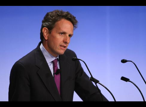 Timothy Geithner, the architect of the Bear Stearns Bailout