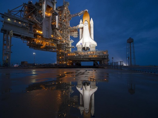 space shuttle launch ground track - photo #48