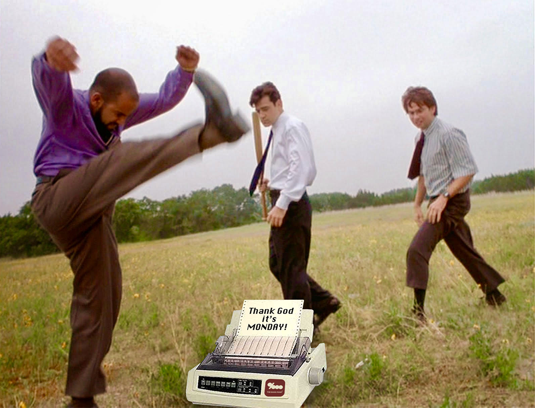 The State Of Work 20 Years After Office Space The Basis Point