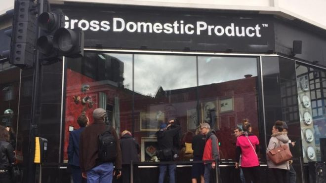 Banksy Gross Domestic Product Store That Will Never Open Trademark Defense The Basis Point
