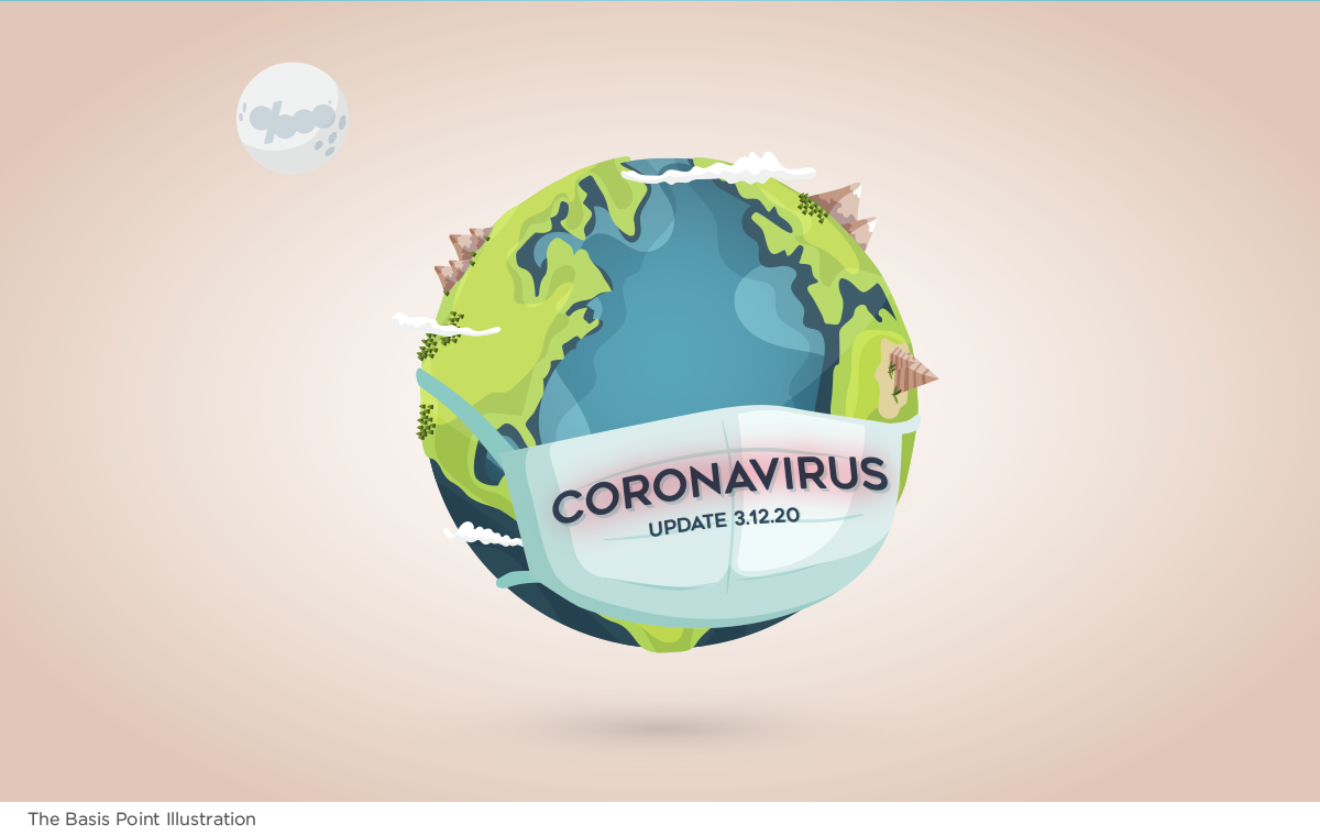Coronavirus mortgage, rent, tax relief in America vs. Italy and UK - The Basis Point Coronavirus update March 12, 2020