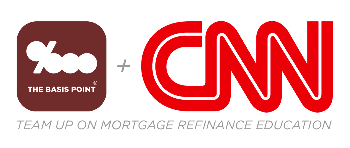 The Basis Point & CNN Team Up on Mortgage Cash Out Refinance Education