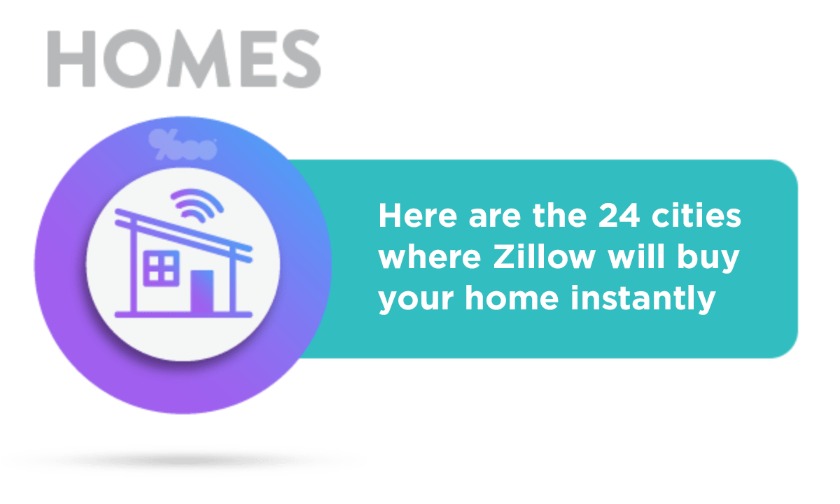 Yes, Zillow Will Buy Your House In These 24 Cities - The Basis Point