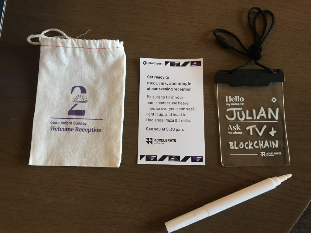 Total Expert Accelerate 2021 Conference - Journey gift box 5