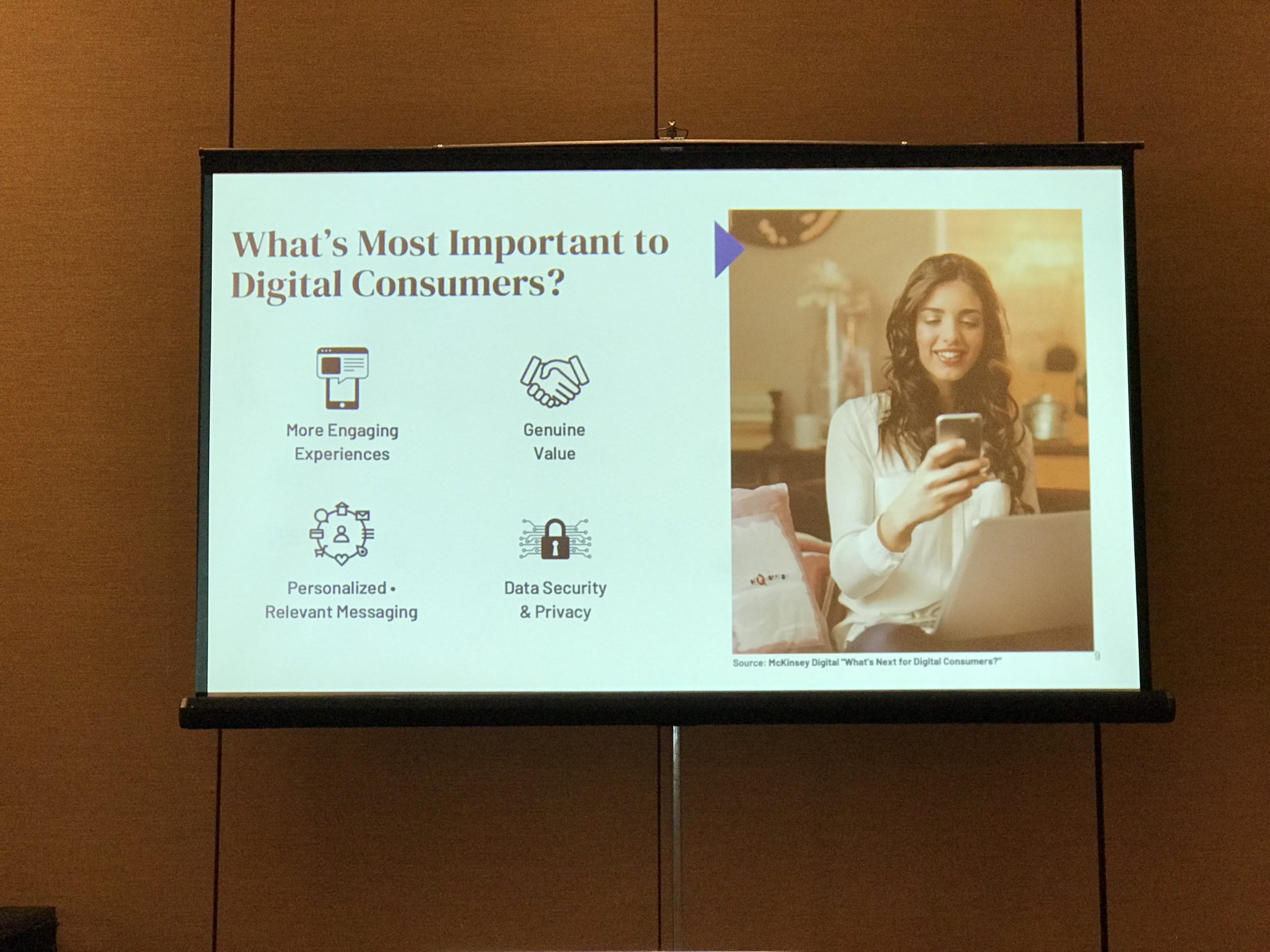 What's most important to consumers - Total Expert Accelerate